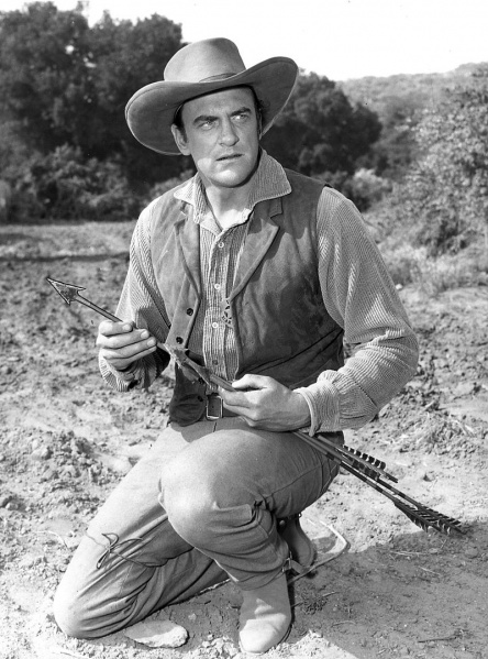 File:James Arness Gunsmoke 1956.JPG